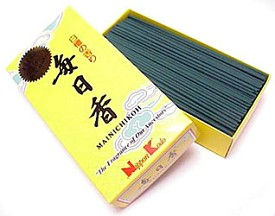 Mainichi-Koh Sandalwood - 300 Sticks