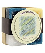Crystal Journey Candles Herbal Gift Set - Angels Influence