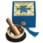 Serenity Mini Meditation Bowl Box