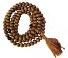 Sandalwood 108-Bead Meditation Mala